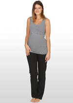 Tailored Maternity Work Pants