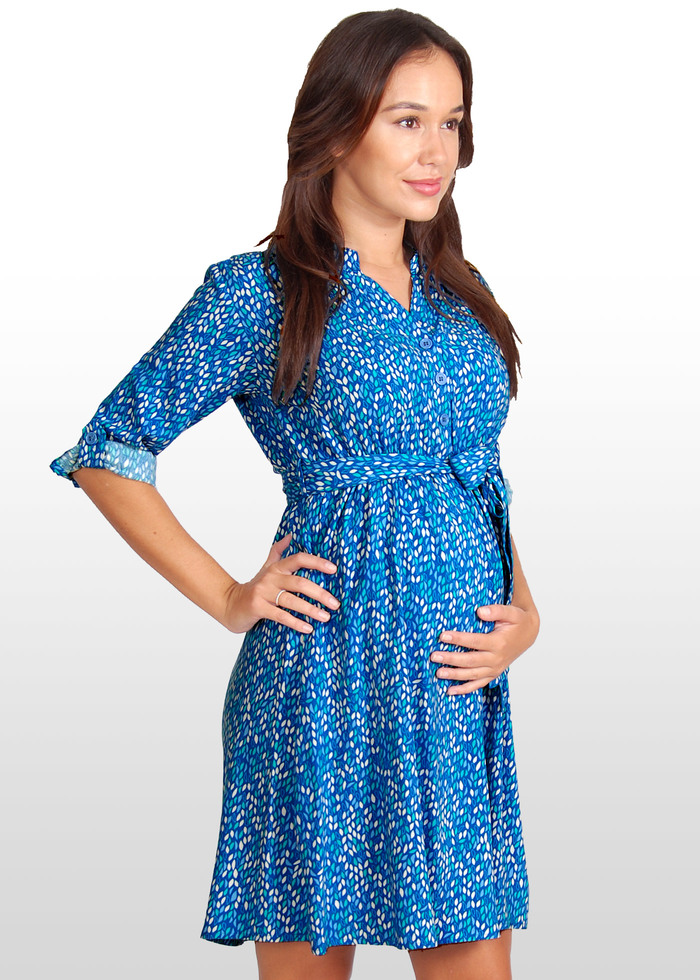 cc981937c44 Leaf-Print-Maternity-Shirt-Dress-D006a-side 2x.jpg
