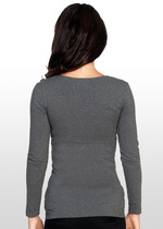 Charcoal Nursing top
