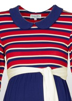Nautical Stripe Dress