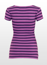 Purple summer t-shirt