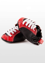 Red & Black Baby/Toddler Sneakers