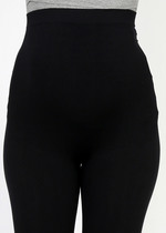 Slimform Black Leggings