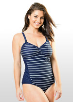Nautical Breastfeeding Swimsuit